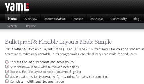 CSS Framework