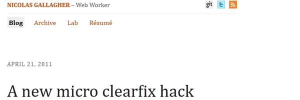 micro-clearfix