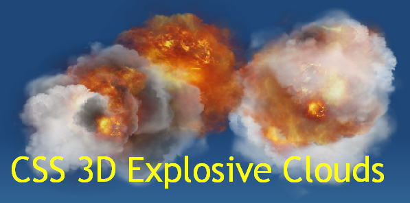 css-3d-explosive-clouds