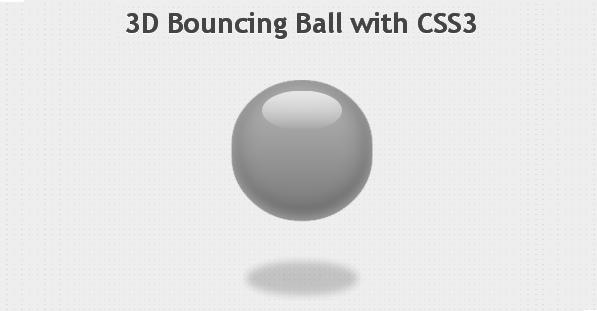 css-3d-bouncing-ball
